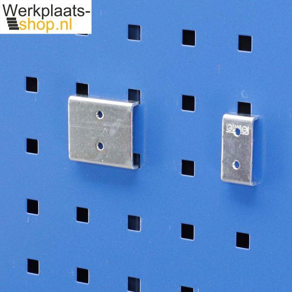 Treston / Sovella Montageplaatje enkel en dubbel R16 - Werkplaats-shop.nl