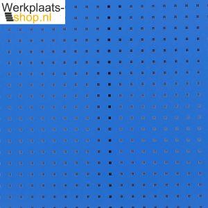 Gereedschapspaneel RAL5007 Blauw van Treston / Sovella - Werkplaats-shop.nl
