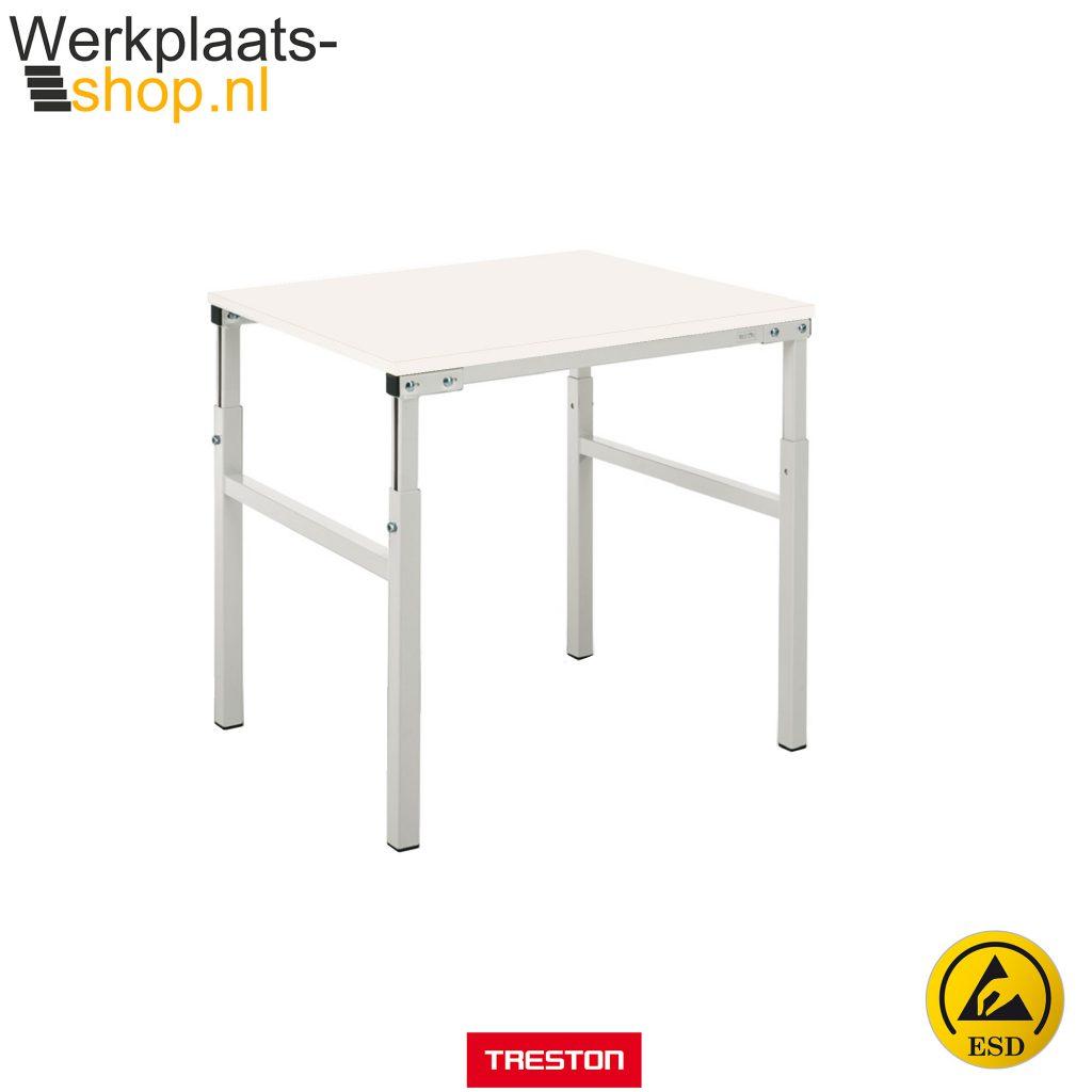 Treston TP 507 werktafel op hoogte instelbaar Werkplaats-shop.nl