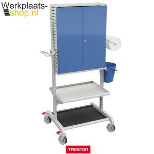 Koop de Treston trolley combinatie 4 bij werkplaats-shop.nl