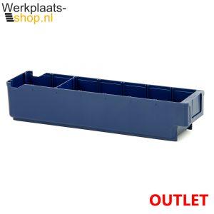 Werkplaats-shop.nl outlet Schoeller Arca Systems opslagbak stapelbare container voor in een magazijn