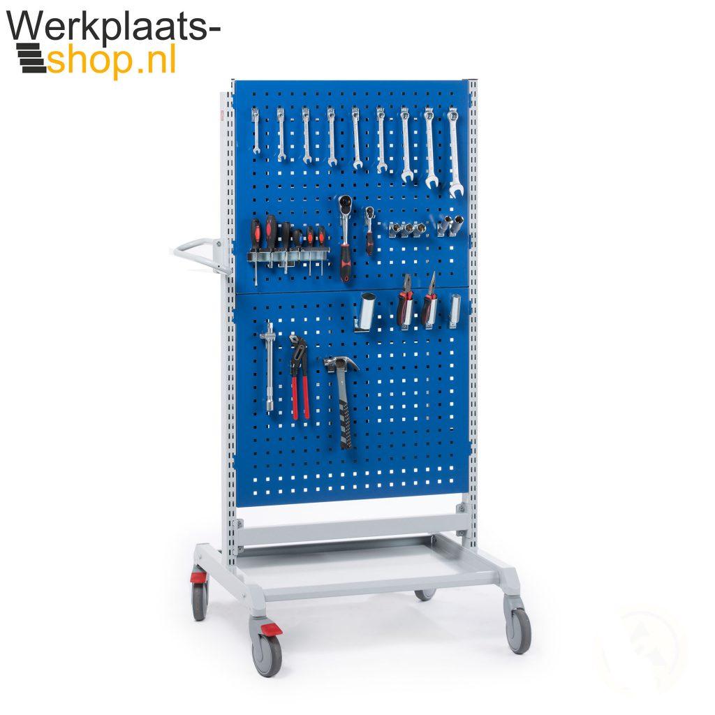 Sovella Nederland Treston Werkplaats-shop trolley combinatie 5 met 4 gereedschapsborden